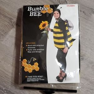 Halloween costumes Bumble Bee adult 1 size fits